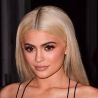 Kylie Jenner's blonde phase
