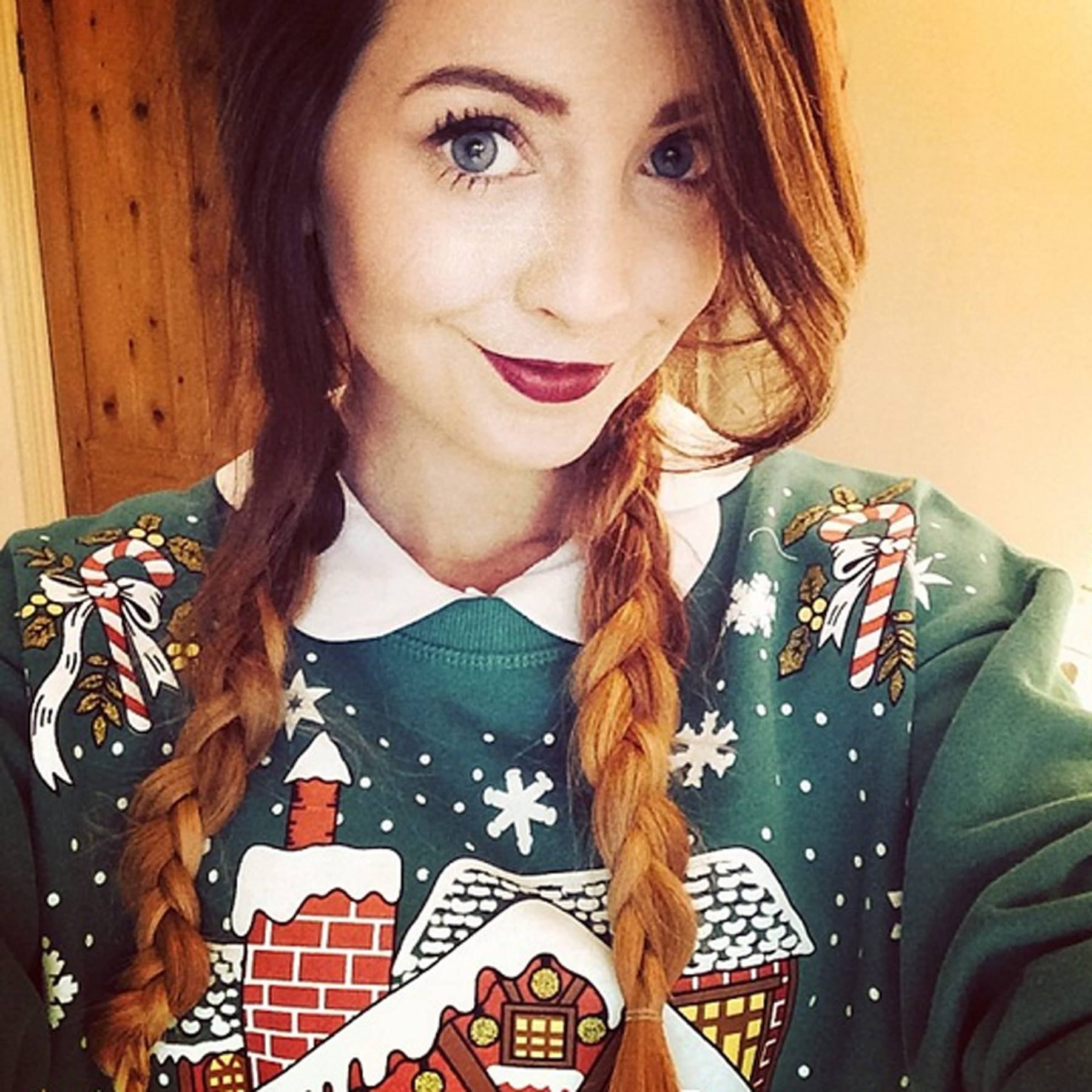 Zoella opens up about living with an anxiety disorder | Glamour UK