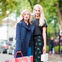Kate Foley, Stylist and Lucy Foley, Author