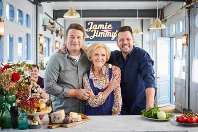 Jamie & Jimmy's Festive Feast