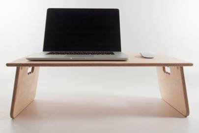 Working from home essentials: The lap desk