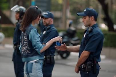 Kendall Jenner's Pepsi ad leaves a sour taste
