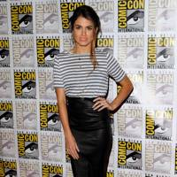 Nikki Reed at Comic-Con 2012