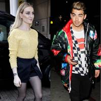 Perrie Edwards & Joe Jonas