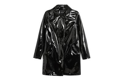 Vinyl Coats Amp Jackets The Best To Buy Right Now Glamour Uk