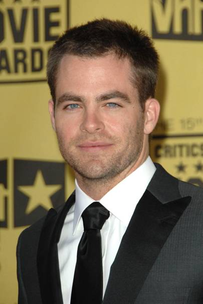 No 39: Chris Pine