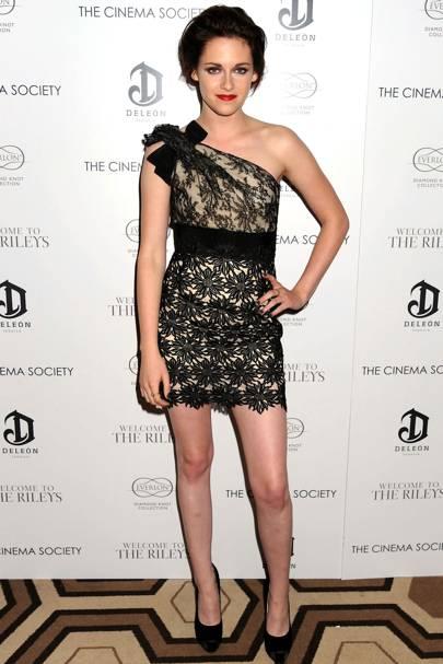 Kristen Stewart – Straight Lace