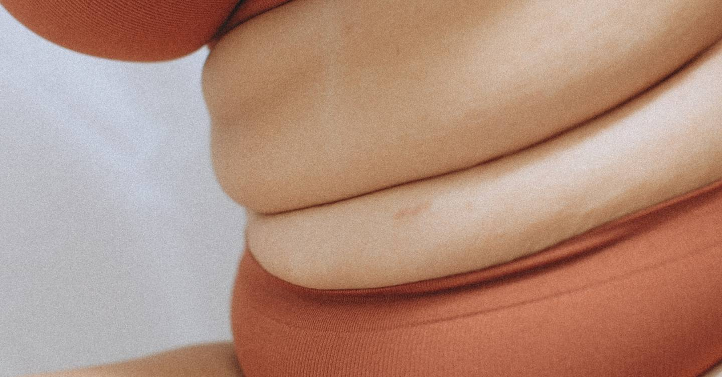 This woman has the best message for anyone who's ever felt the need to make excuses about their stomach