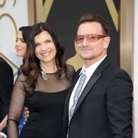Bono & Alison Hewson