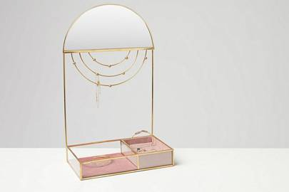 Jewellery box and stand