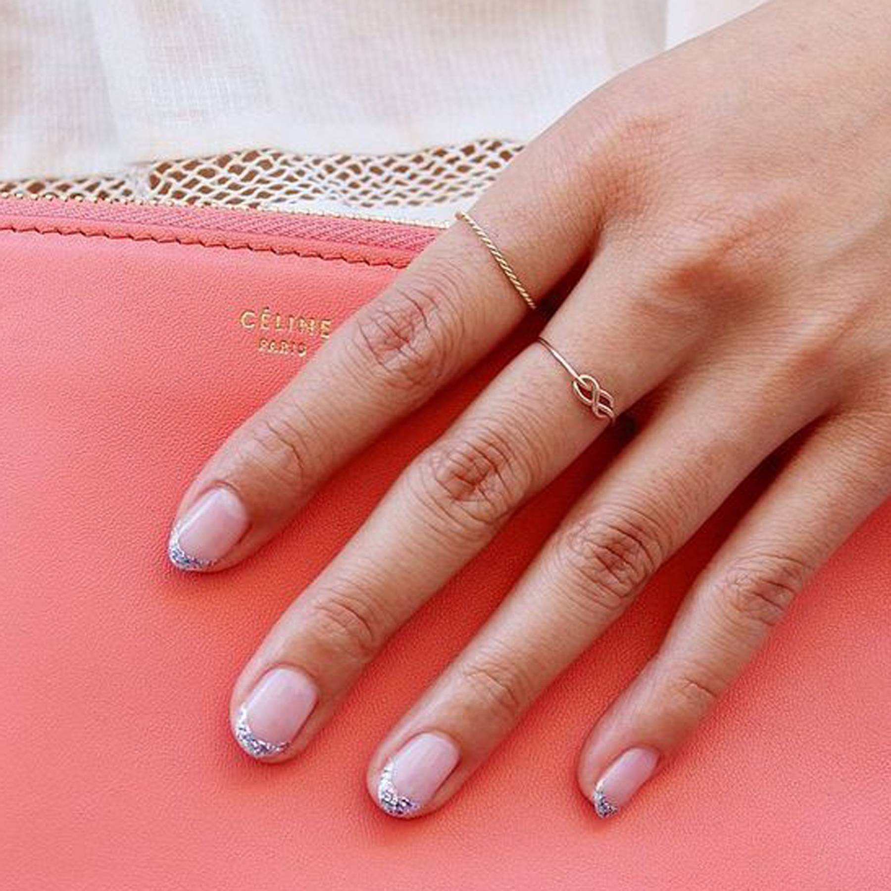 Wedding Nails 19 Beautiful Nail Art Ideas For Your Big Day Glamour Uk