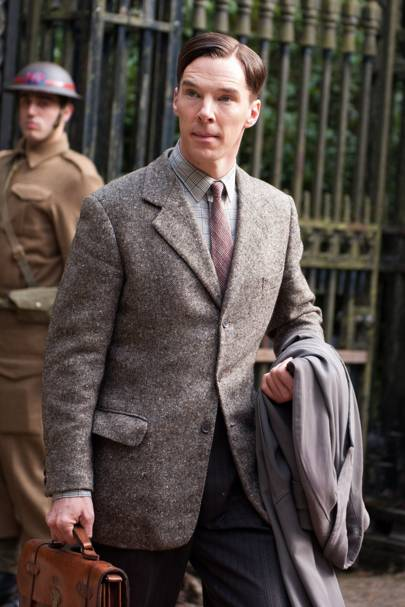 Benedict Cumberbatch, The Imitation Game