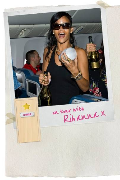 Rihanna's 777 tour day five: Berlin