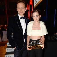 Tom Hiddleston & Emma Watson