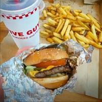 Five Guys, Literally Everywhere