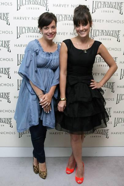Lily Allen & Sarah Owen