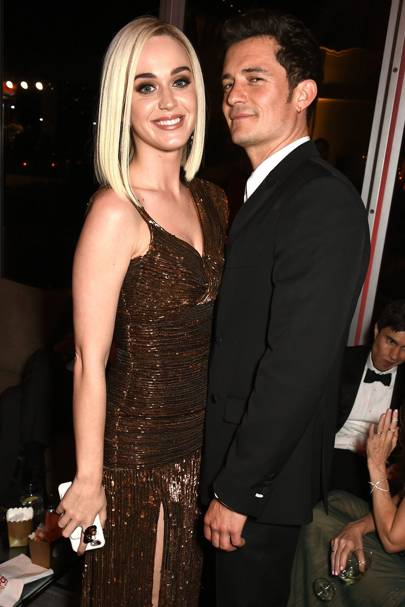 March: Katy Perry and Orlando Bloom