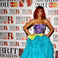 DO #12: Rihanna at the BRIT Awards, February