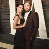 Lily Aldridge and Caleb Followill