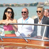 George Clooney & Sandra Bullock