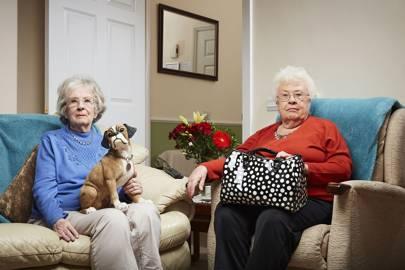 Mary and Marina, Bristol