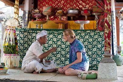 Delhi: Eat Pray Love