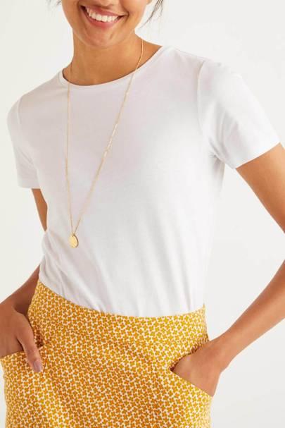 Best white t-shirt women: the super-soft tee