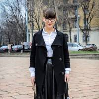 Svetlana Alekseeva, PR, Milan