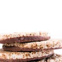 Chocolate Rice Cakes