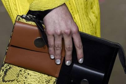 Crystal nails