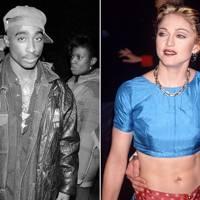 Madonna & Tupac