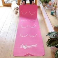 Feminist gifts: the yoga mat
