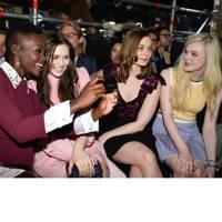 Lupita Nyong'o, Elizabeth Olsen, Bella Heathcote and Elle Fanning