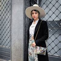 Miranda Makaneff, Milan