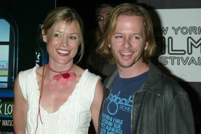 David Spade & Julie Bowen