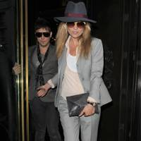 DO #3: Kate Moss at The Wolesley, February