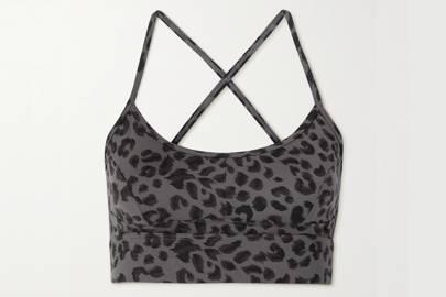 Best sports bra with four-way stretch