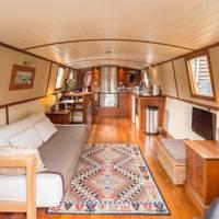 Houseboats to rent: Cambridge