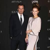 Kate Beckinsale & Len Wiseman