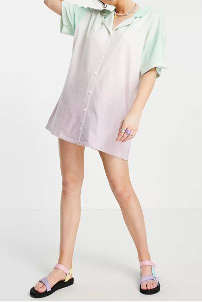 Summer 2021 Towelling Trend - Two Tone