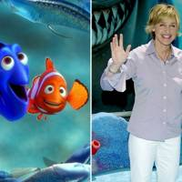 Ellen DeGeneres as Dory in Finding Nemo