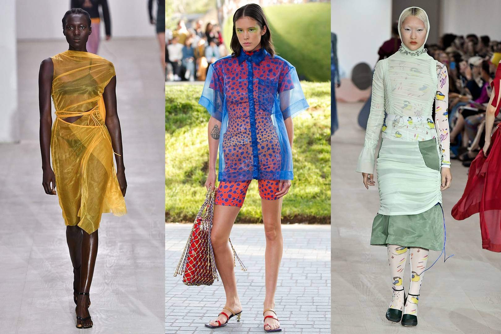 Spring Summer 7 Fashion Trends: Looks & How To Wear Them
