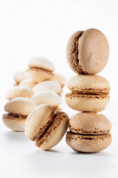 Fig & Pecan Macaroons