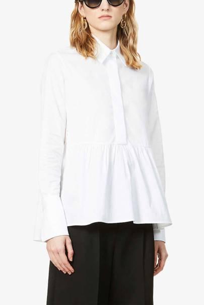 Best Women's White Shirts - Victoria Victoria Beckham