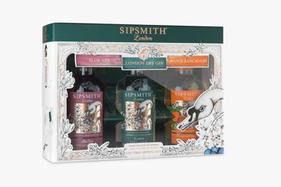 Gin gift sets: the miniatures