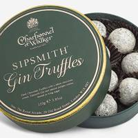 Gin gift sets: the gin truffles
