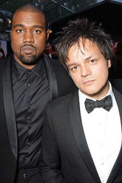 Kanye West and Jamie Cullum