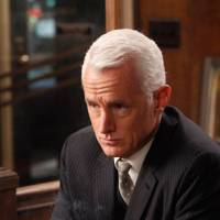 Roger Sterling on Grieving for Celebrities