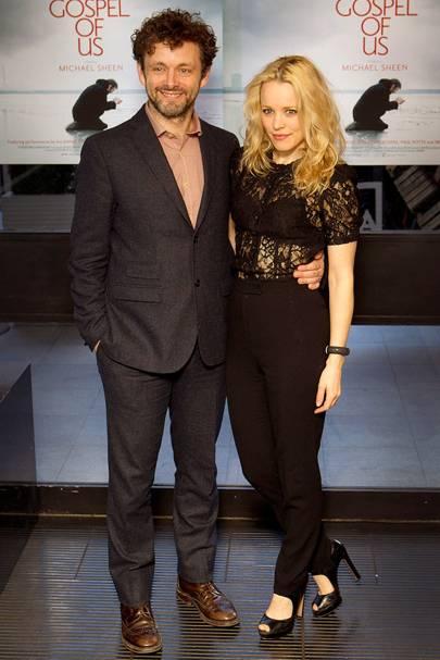 Rachel McAdams & Michael Sheen