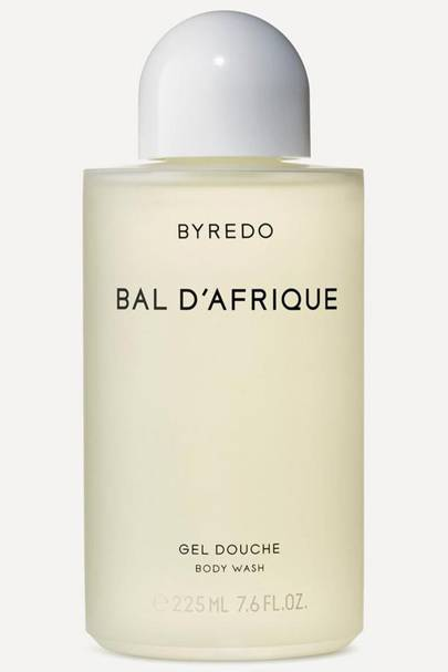 Best gift for a Taurus: Scented body wash